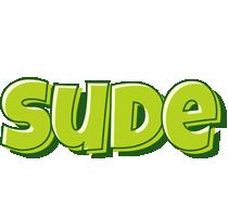 Sude summer logo