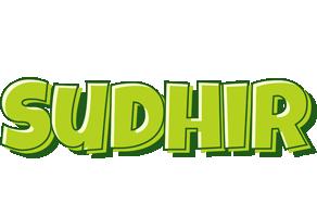 Sudhir summer logo