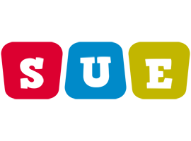 Sue kiddo logo