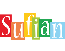Sufian colors logo