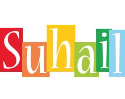 Suhail colors logo