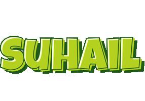 Suhail summer logo