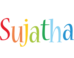 Sujatha birthday logo