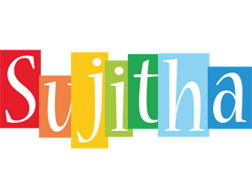 Sujitha colors logo
