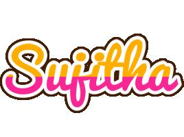 Sujitha smoothie logo