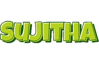 Sujitha summer logo