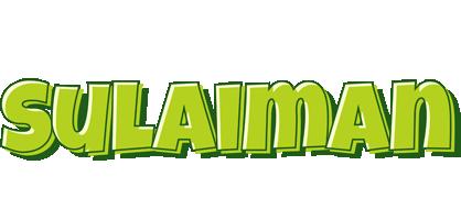 Sulaiman summer logo
