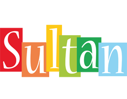 Sultan colors logo