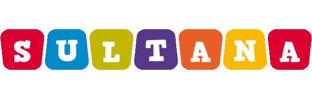 Sultana kiddo logo