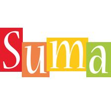 Suma colors logo