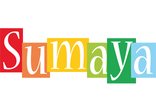 Sumaya colors logo