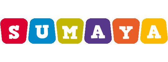 Sumaya kiddo logo