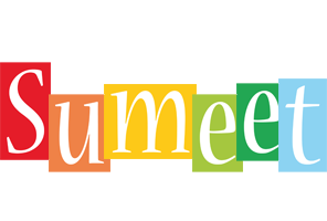 Sumeet colors logo