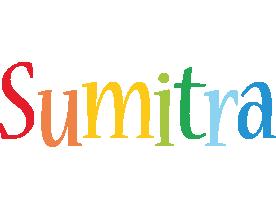 Sumitra birthday logo