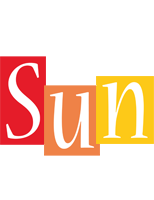 Sun colors logo