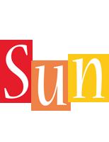 Sun colors logo