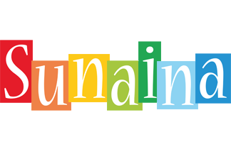 Sunaina colors logo