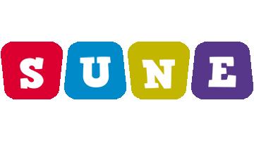 Sune kiddo logo