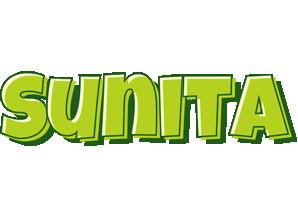 Sunita summer logo