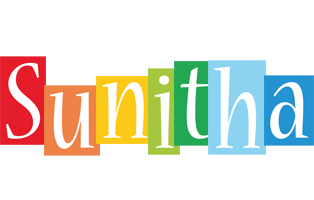 Sunitha colors logo