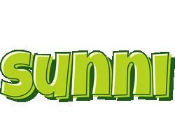 Sunni summer logo