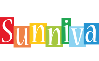 Sunniva colors logo