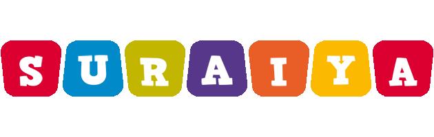 Suraiya kiddo logo