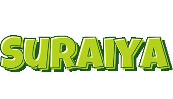 Suraiya summer logo