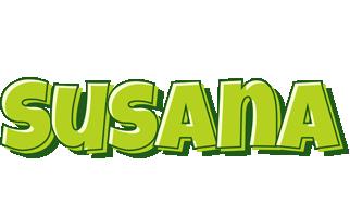 Susana summer logo