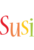 Susi birthday logo