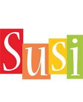 Susi colors logo