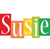 Susie colors logo