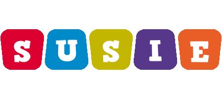 Susie kiddo logo