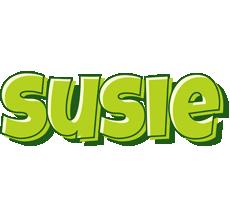 Susie summer logo