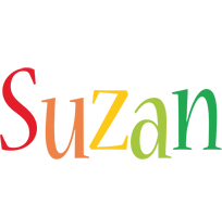 Suzan birthday logo