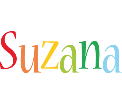 Suzana birthday logo