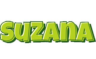 Suzana summer logo