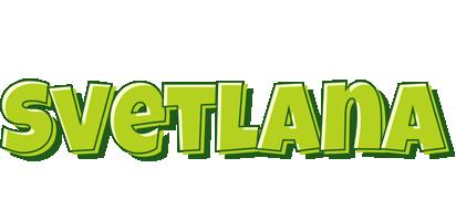 Svetlana summer logo