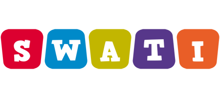 Swati kiddo logo