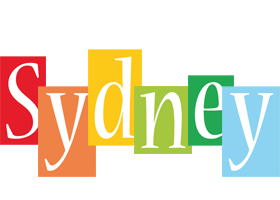 Sydney colors logo