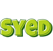 Syed summer logo