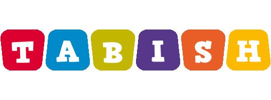 Tabish kiddo logo