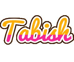 Tabish smoothie logo