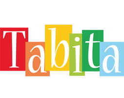 Tabita colors logo