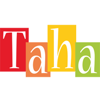 Taha colors logo