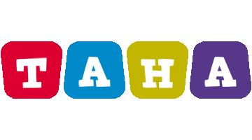 Taha kiddo logo