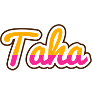 Taha smoothie logo