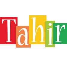 Tahir colors logo