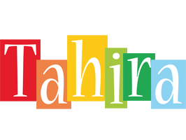 Tahira colors logo