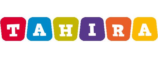 Tahira kiddo logo